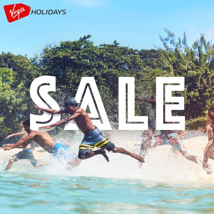 Virgin Holiday Sale Now On, Kent, Bluewater