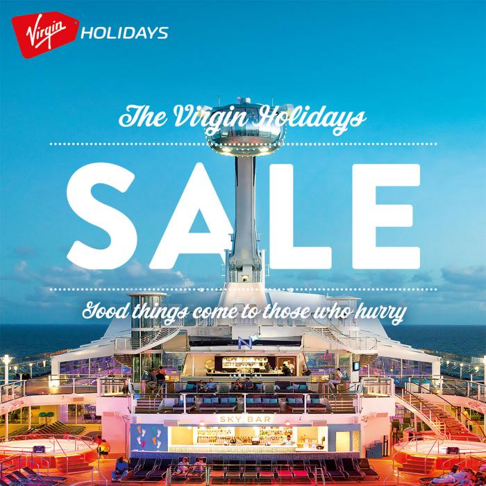 Virgin Holidays Summer Sale