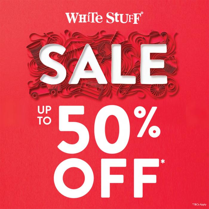 White Stuff sale is now on, Bluewater, Kent