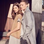 Jaeger men's and women's fashion and tailoring.