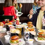 Byron Burger, Bluewater, Kent