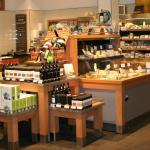 Waitrose groceries at the John Lewis Foodhall at Bluewater, Kent