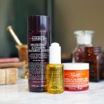Kiehl's dermatologist recommended skin care, hair care, body care, beauty and cosmetic products at Bluewater, Kent.