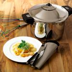Steamer Trading cooking, baking and serving equipment and utensils at Bluewater, Kent