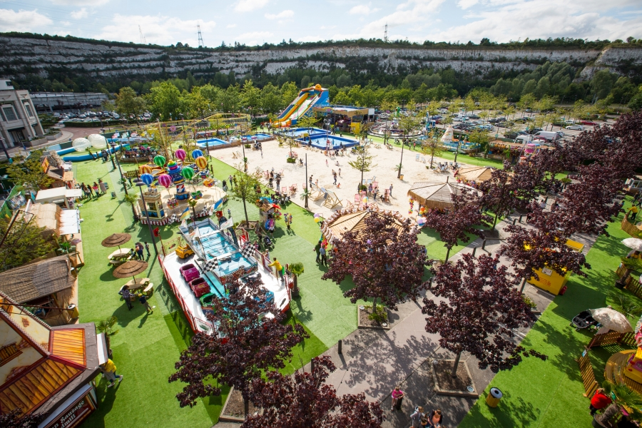 The Beach at Bluewater opens 13th July, Bluewater, Kent