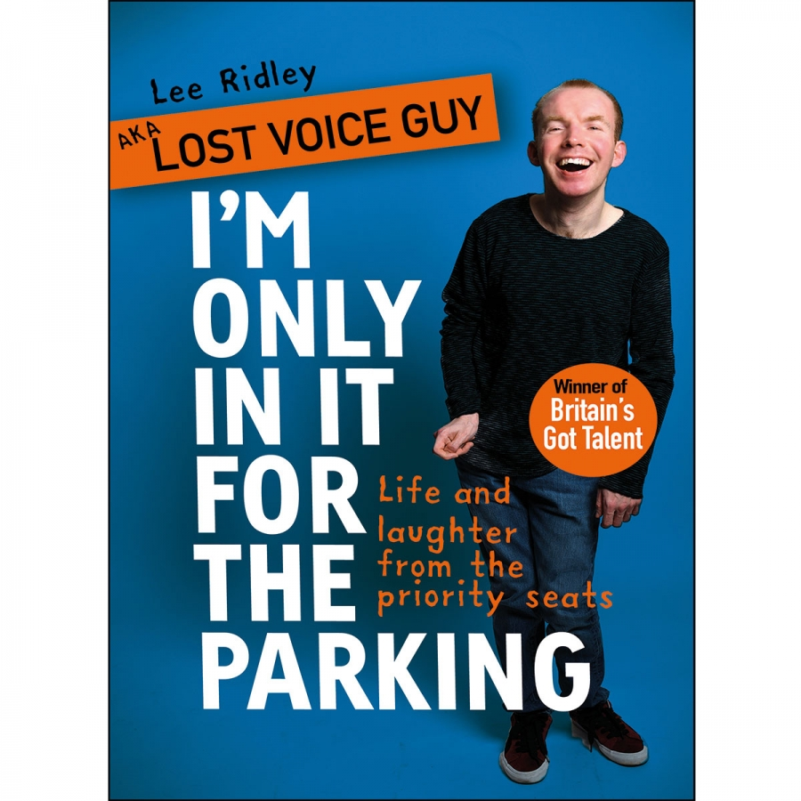 Lee Ridley Book Signing, Bluewater, Kent