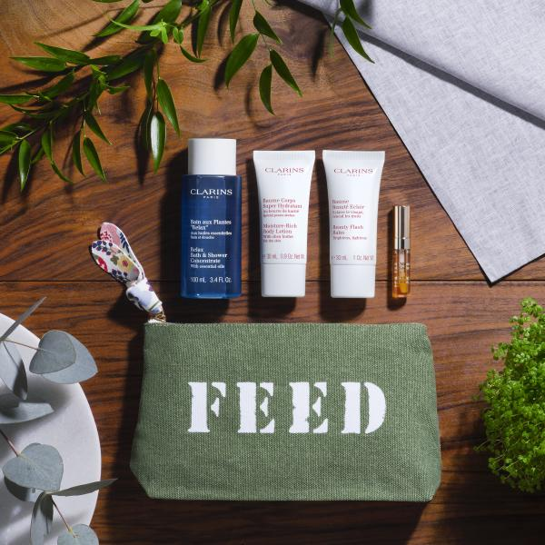 John Lewis & Partners | Clarins free gift with purchase