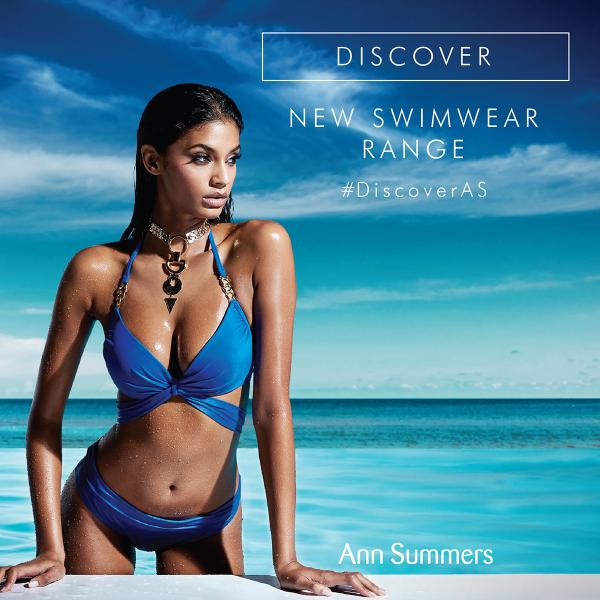 Ann Summers Swimwear collection has launched, Bluewater, Kent