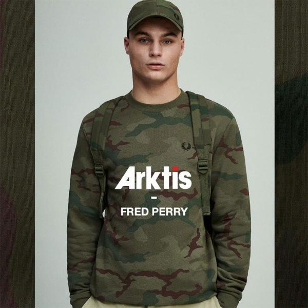 Fred Perry - Arkis Collection, Bluewater, Kent