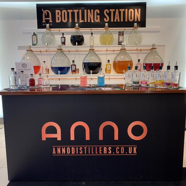 Anno Gin now open, Bluewater, Kent