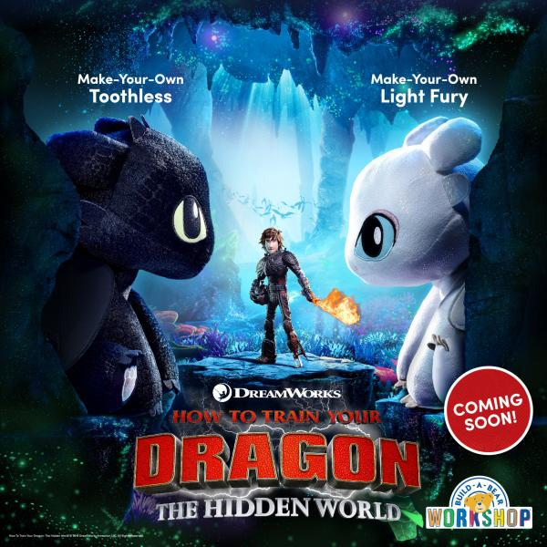 NewHow to Train Your Dragon