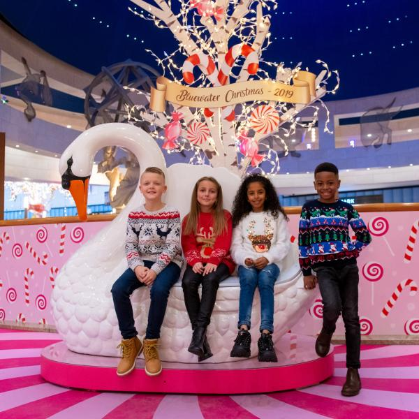 Snap yourself a selfie at Bluewater, Kent