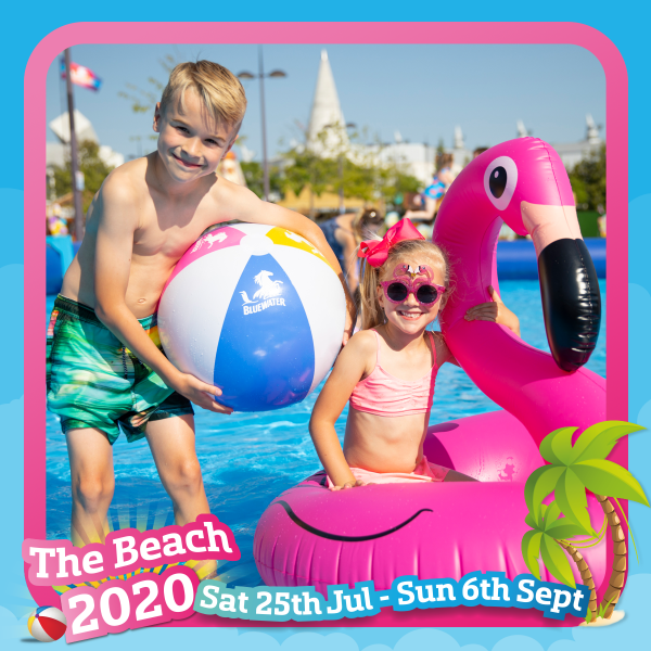 The Beach at Bluewater 2020