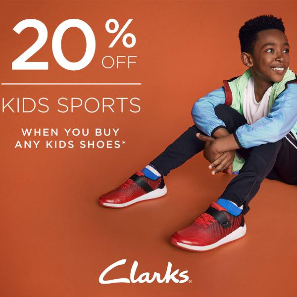 Clarks offer, Bluewater, Kent