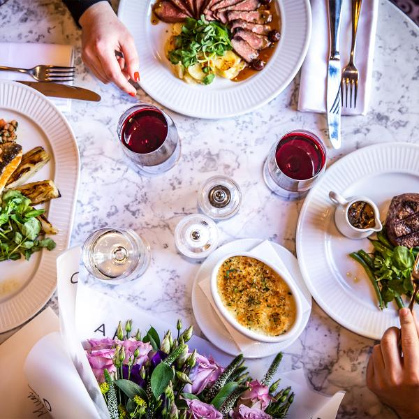 Mothers Day at Cote Brasserie