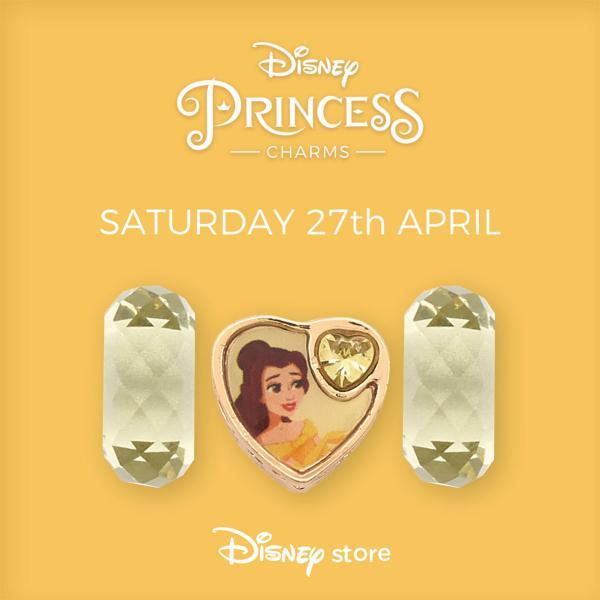 Disney Princess Charms, Bluewater, Kent