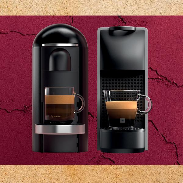 Nespresso machine, Bluewater, Kent