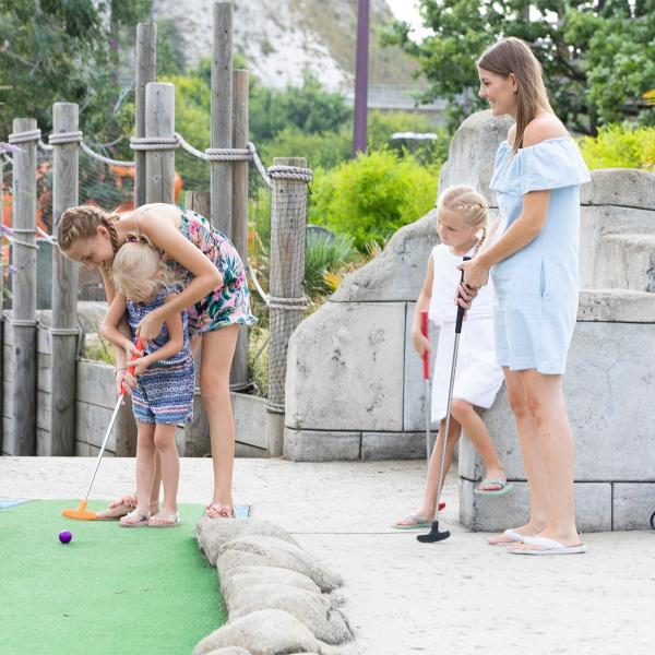 Pirates Cove Family offer, Bluewater, Kent