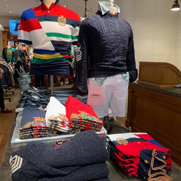 Polo Ralph Lauren now open, Bluewater, Kent