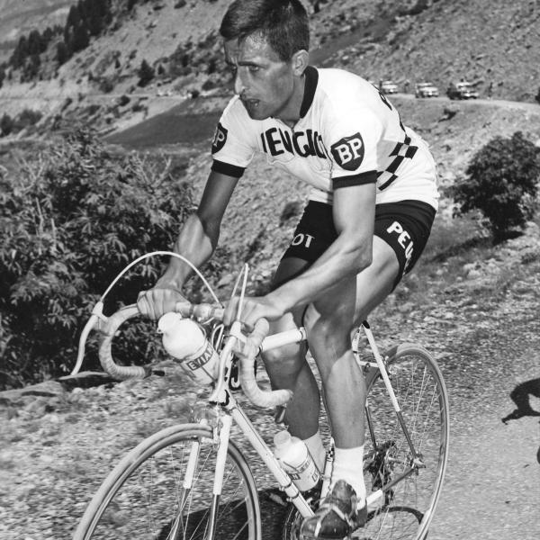 Ribble Cycles: Cycling Legends Tom Simpson talk by Chris Sidwells, Bluewater, Kent