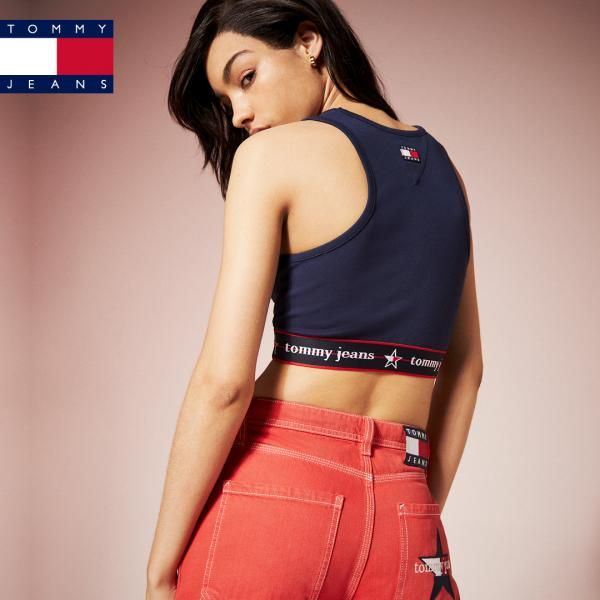 2804b112c The Tommy Jeans Summer Heritage capsule now in store, Bluewater, Kent